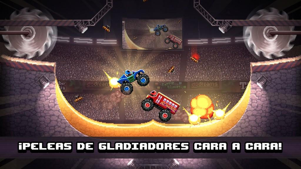 Drive Ahead! MOD APK - Gameplay