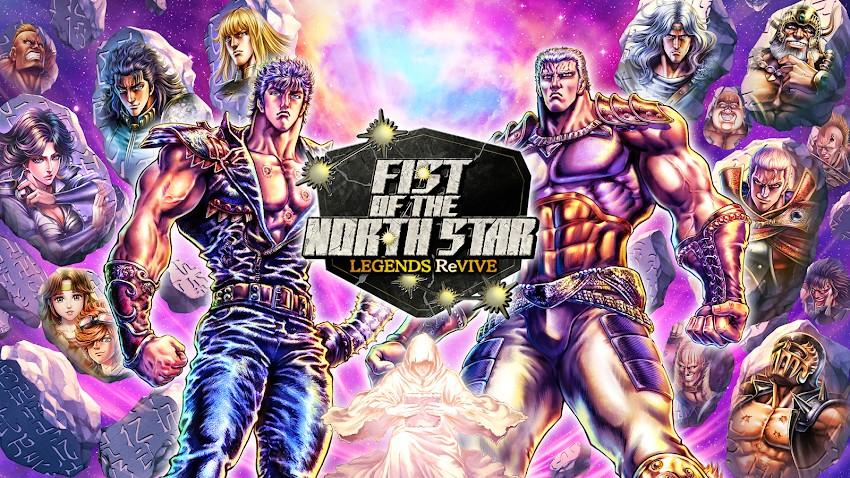 FIST OF THE NORTH STAR APK MOD Imagen 1