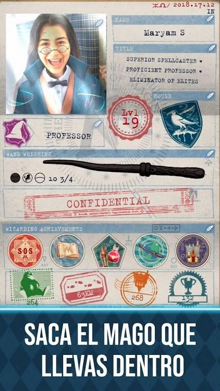 Harry Potter: Wizards Unite APK - Gameplay