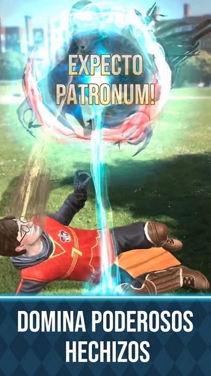 Harry Potter: Wizards Unite APK - Domina poderosos hechizos