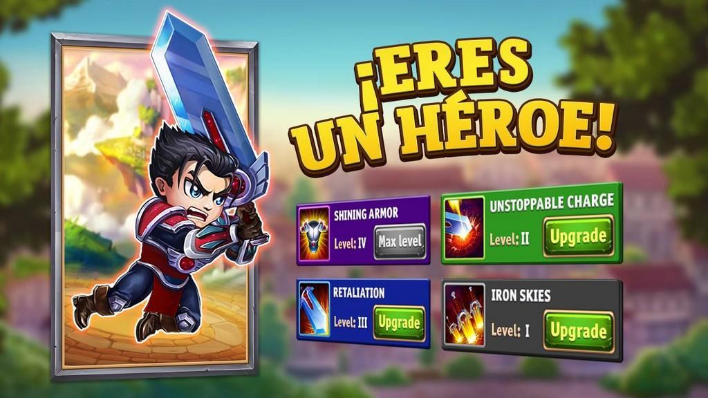 Hero Wars MOD APK - Gameplay