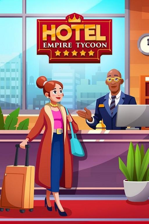Hotel Empire Tycoon MOD APK - Gameplay