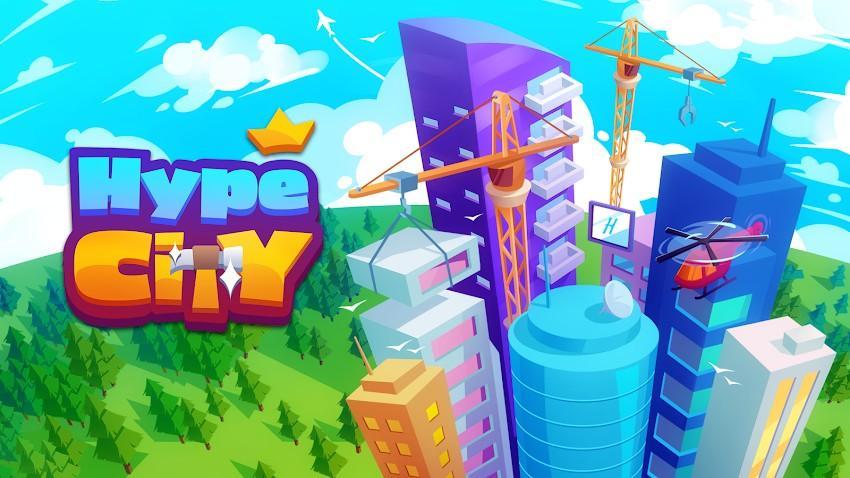 Hype City - Idle Tycoon APK MOD Imagen 4