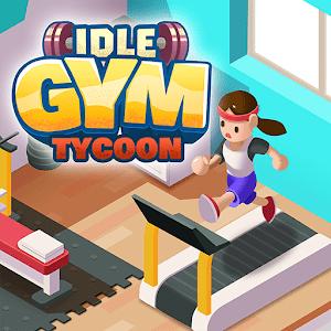 Idle Fitness Gym Tycoon MOD APK 1.5.2 (Dinero ilimitado)