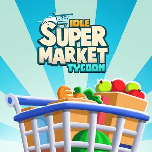 Idle Supermarket Tycoon MOD APK 2.2.5 (Dinero ilimitado)