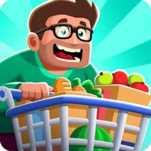 Idle Supermarket Tycoon - Tiny Shop Game APK MOD