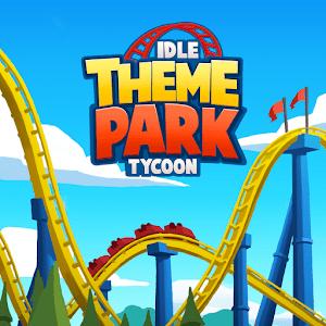 Idle Theme Park Tycoon MOD APK 2.2.1 (Dinero ilimitado)