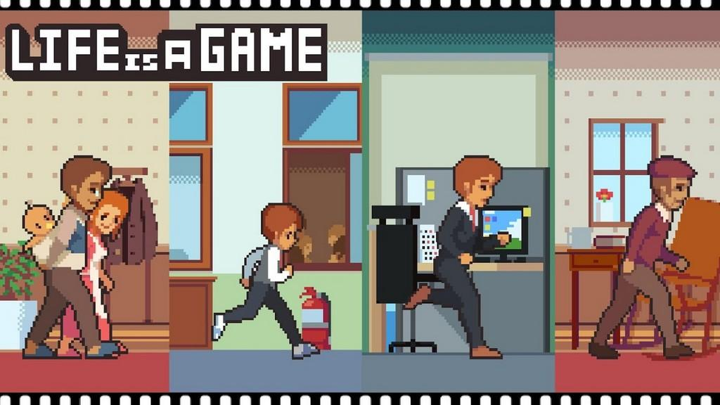 Life is a Game MOD APK - Gameplay