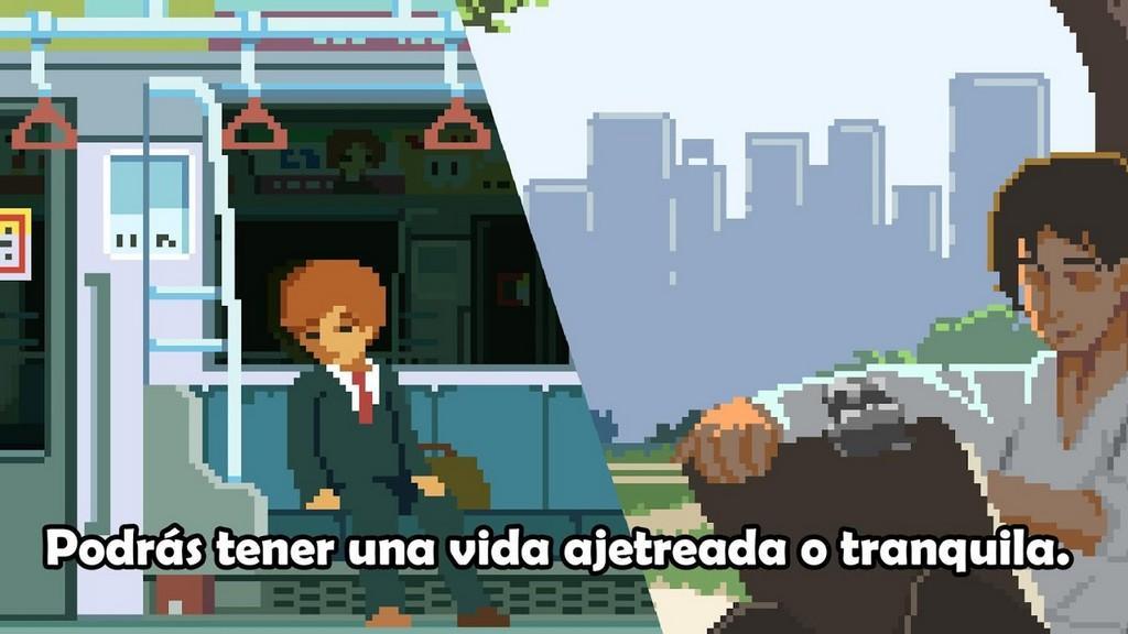 Life is a Game MOD APK - Vida tranquila