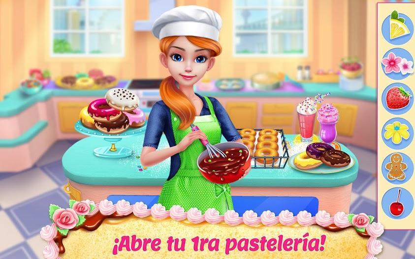 My Bakery Empire APK MOD Imagen 3