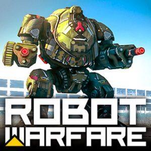 Robot Warfare: Mech Battle APK MOD