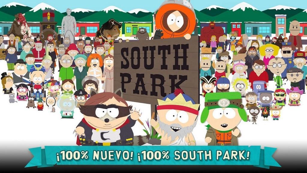 South Park: Phone Destroyer MOD APK - Gameplay