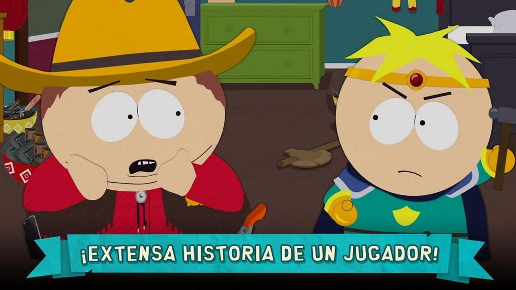 South Park: Phone Destroyer MOD APK -  Extensa historia
