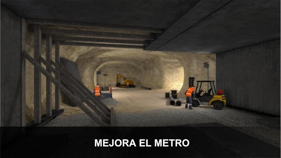 Subway Simulator 3D APK MOD Imagen 4