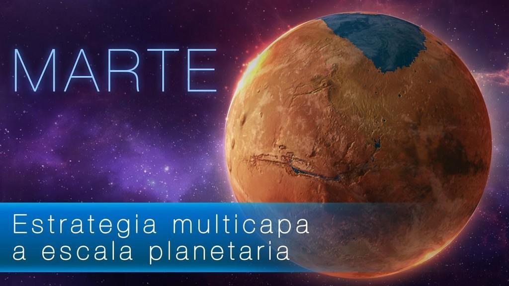 TerraGenesis MOD APK - MARTE