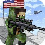 American Block Sniper Survival APK MOD