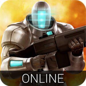 CyberSphere Online SciFi Shooter APK MOD