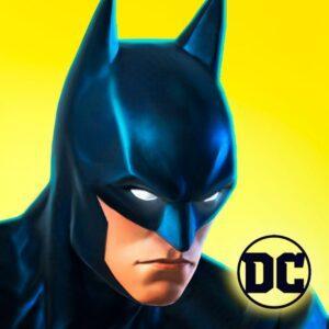DC Legends Battle for Justice APK MOD