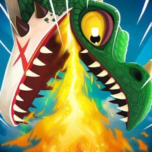 Hungry Dragon APK MOD