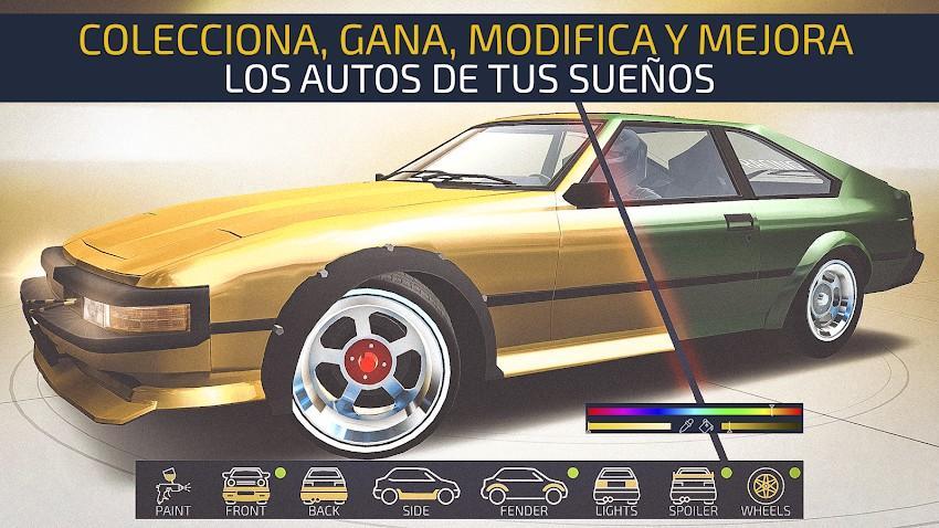 JDM Racing - Drag & Drift Races APK MOD Imagen 2