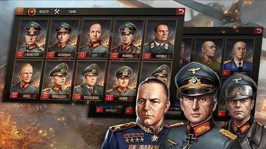 World War 2 APK MOD Imagen 2