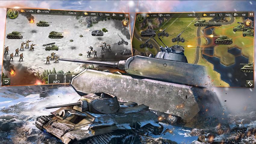 World War 2 APK MOD Imagen 4