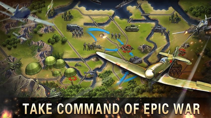 World War 2 APK MOD Imagen 5