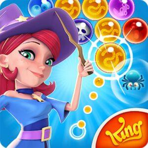 Bubble Witch 2 Saga APK MOD