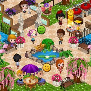 Cafeland World Kitchen APK MOD