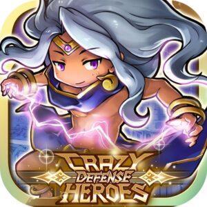 Crazy Defense Heroes APK MOD
