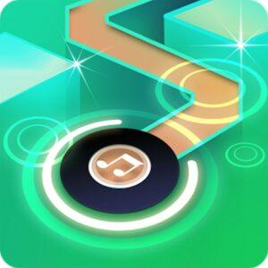 Dancing Ballz Music Line APK MOD