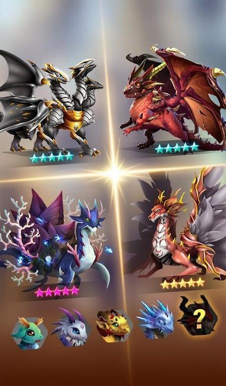 Dragon Epic - Idle & Merge APK MOD imagen 3