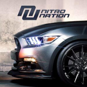 Nitro Nation Drag & Drift APK MOD