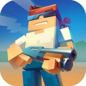 Pixel Combat Zombies Strike APK MOD