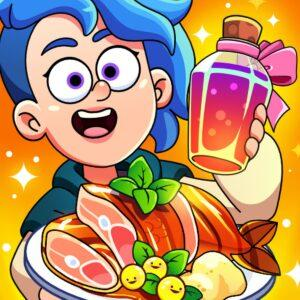 Potion Punch 2 Fantasy Cooking Adventures APK MOD