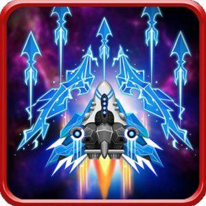 Space Shooter Galaxy Attack APK MOD
