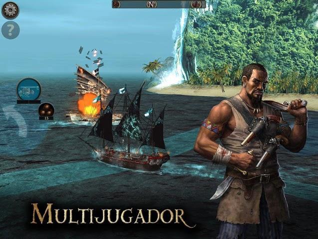 Tempest - Pirate Action RPG APK MOD Imagen 3