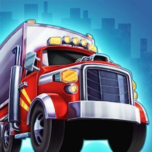 Transit King Tycoon - Transport Empire Builder APK MOD