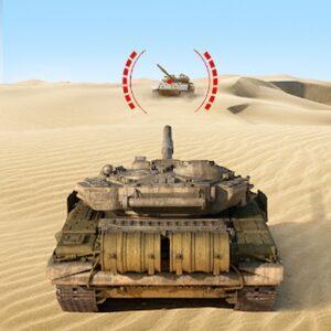 War Machines Tank Shooter Game APK MOD