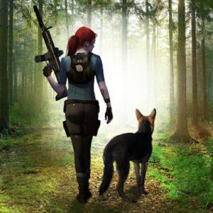 Zombie Hunter Sniper Apocalypse Shooting APK MOD