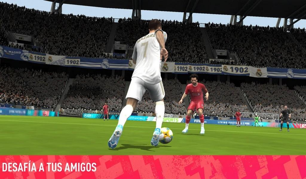 FIFA Mobile Soccer APK MOD imagen 4