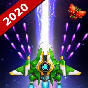 Galaxy Invader Space Shooting APK MOD