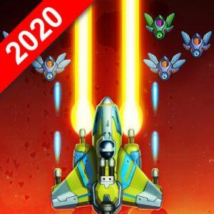 Galaxy Invaders Alien Shooter APK MOD