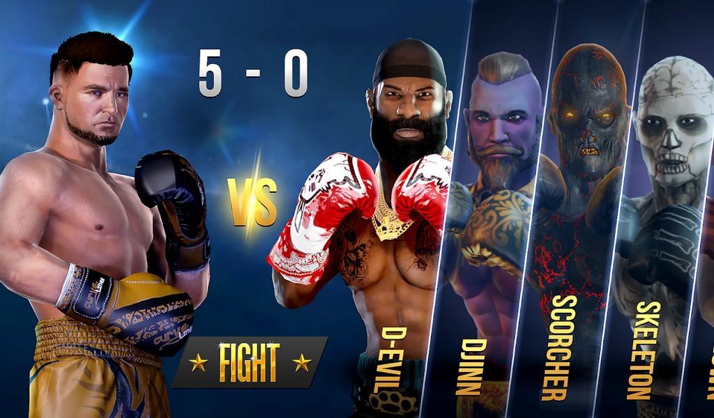 Real Boxing 2 APK MOD imagen 1