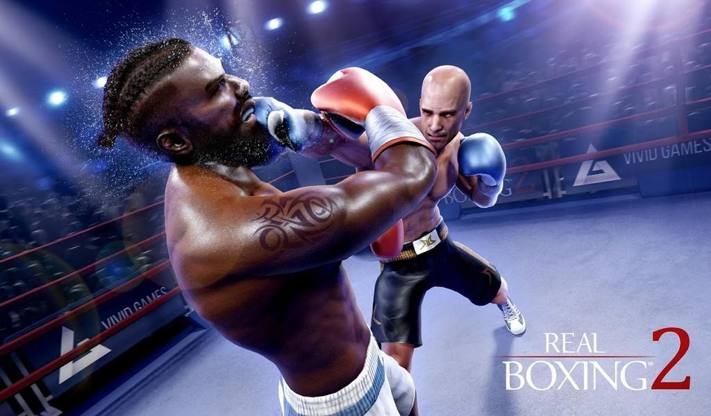 Real Boxing 2 APK MOD imagen 2