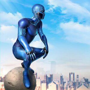 Black Hole Hero: Vice Vegas Rope Mafia APK MOD v1.1.4 (Dinero infinito)