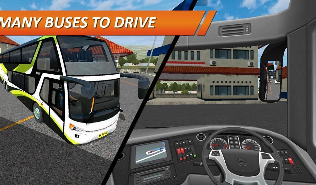 Bus Simulator Indonesia APK MOD imagen 1