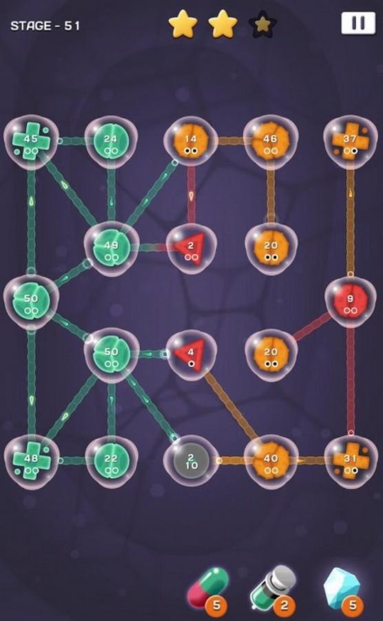 Cell Expansion Wars APK MOD imagen 3