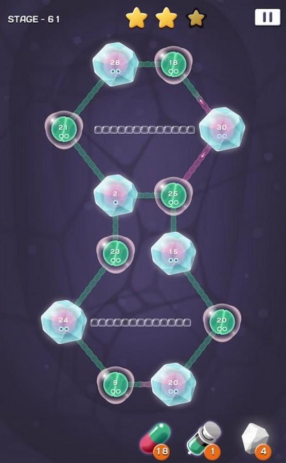 Cell Expansion Wars APK MOD imagen 4
