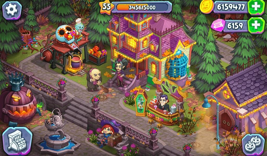 Monster Farm APK MOD imagen 2